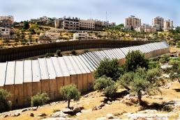 Protected road, Israel-Palestine