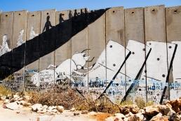 Separation barrier, Bethlehem