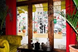 Banksy's 'Walled Off' Hotel, Bethlehem
