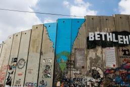 Israeli separation barrier, Bethlehem