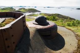 Dietl Battery, Norway