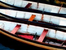 Skiffs at Twickenham