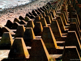 2nd World War installations at All-Hallows-on-Sea